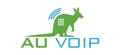 AU VoIP Logo